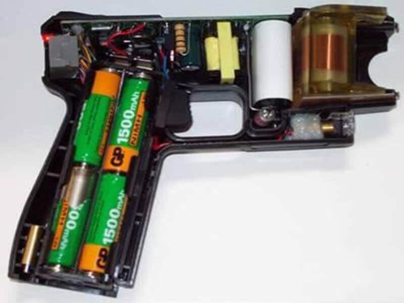 электрошокер схема - Схемы.